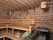 Дома и бани из Пестово