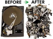 Экстренное уничтожение данных